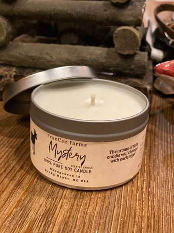 Mystery Candle Tin (40-50 hours)