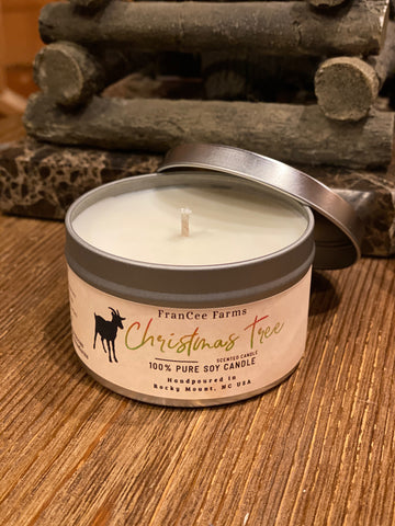 Christmas Tree Candle (40-50 hours)