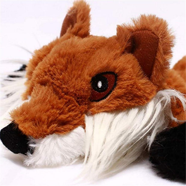 Animal Plush Chew Toys - Chewy Dog Treats LLC