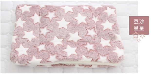 Soft Flannel Pet Blanket - Chewy Dog Treats LLC