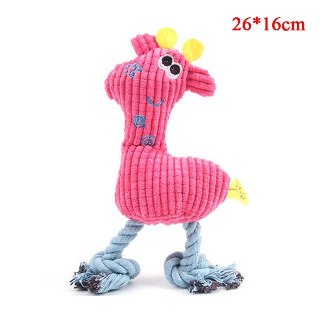 1pc Colorful Screaming Rubber Pig Pet Teasing Squeak Squeaker Chew Toy Puppy Toy for Dogs for Large Dogs Sound Voice Dog Toys 35 - Chewy Dog Treats LLC