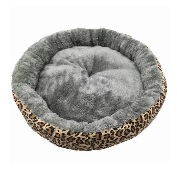 Warm Round Bed - Chewy Dog Treats LLC