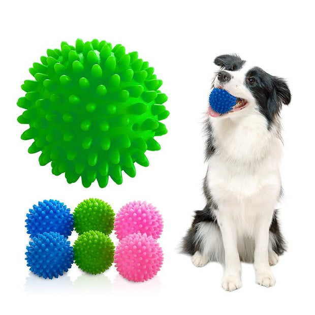 Funny Interactive Chew Balls - Chewy Dog Treats LLC