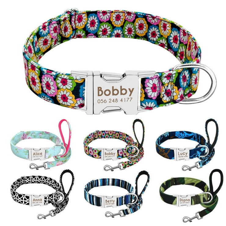 Personalized Dog Collar - Chewy Dog Treats LLC