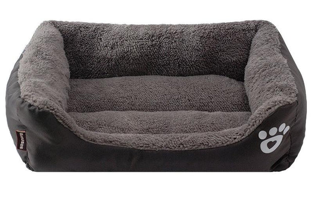 Waterproof Soft Fleece Bed - Chewy Dog Treats LLC