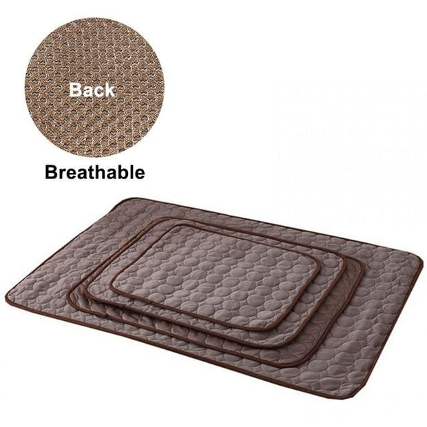 Breathable Summer Mat - Chewy Dog Treats LLC