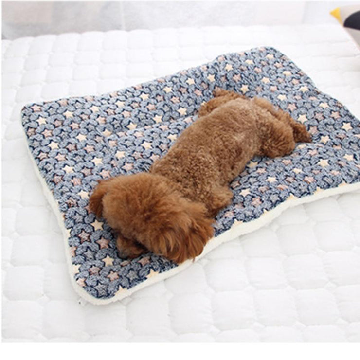 Winter Thicken Sleeping Beds - Chewy Dog Treats LLC
