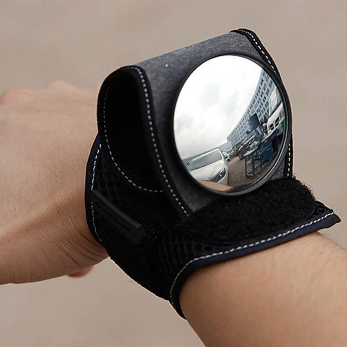 BackEye - Rear View Mirror Wristband