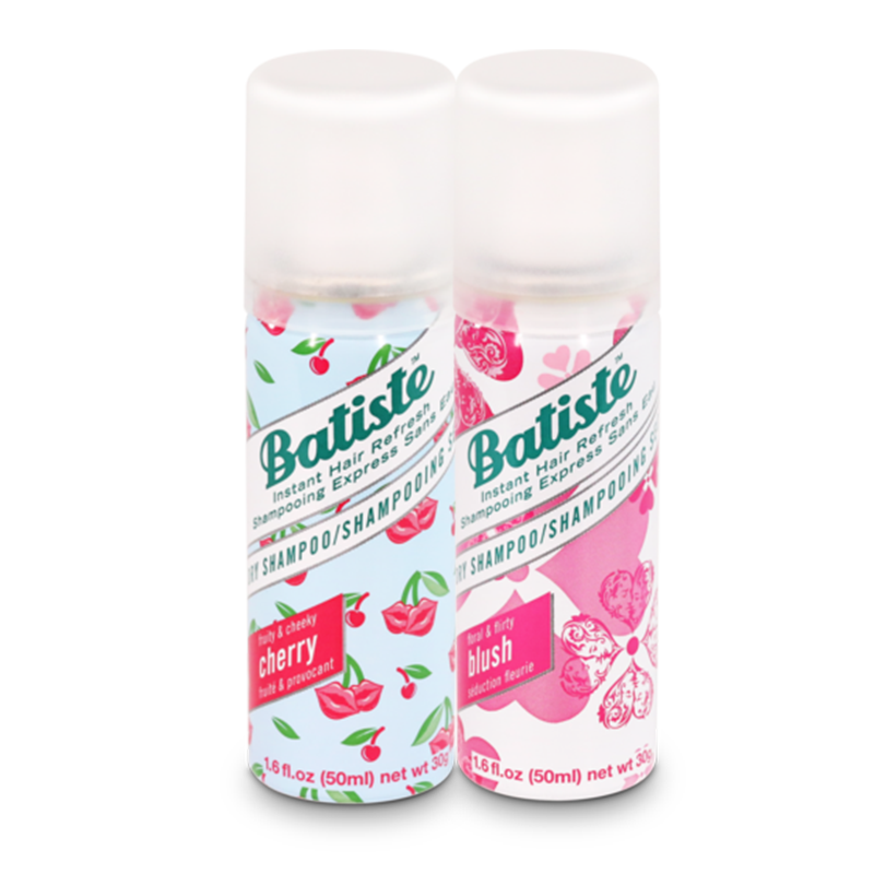 Batiste Dry Shampoo Value Kit Cherry, Blush