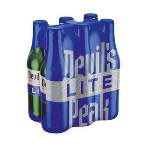Devil's Peak Lite 24 x 330ml south african wine - Brands From Africa