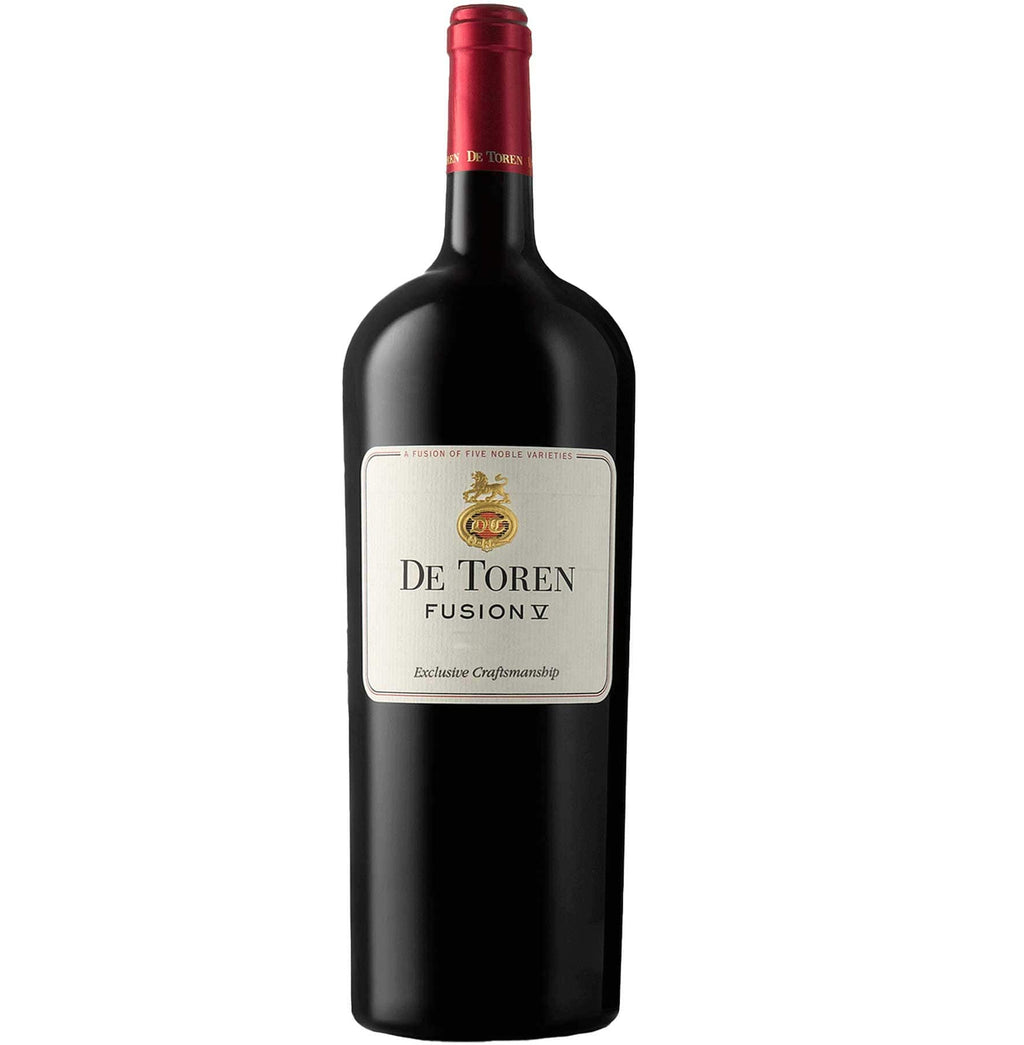 Red Wine De Toren Fusion V Magnum 2016 south african wine - Brands From Africa