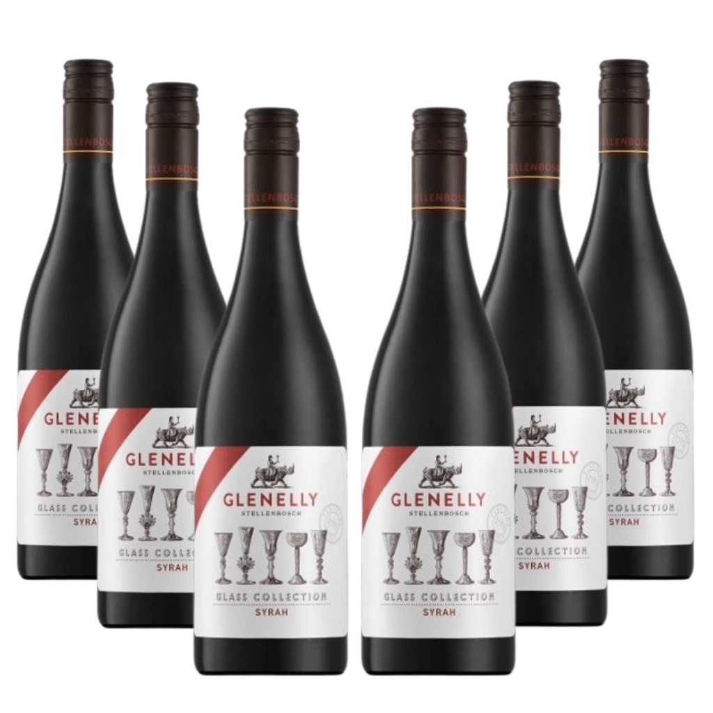 South African red wine Glenelly Estate Wines