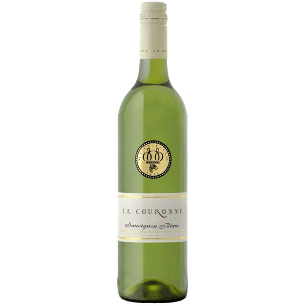 White Wine La Couronne Sauvignon Blanc 2018 south african wine - Brands From Africa