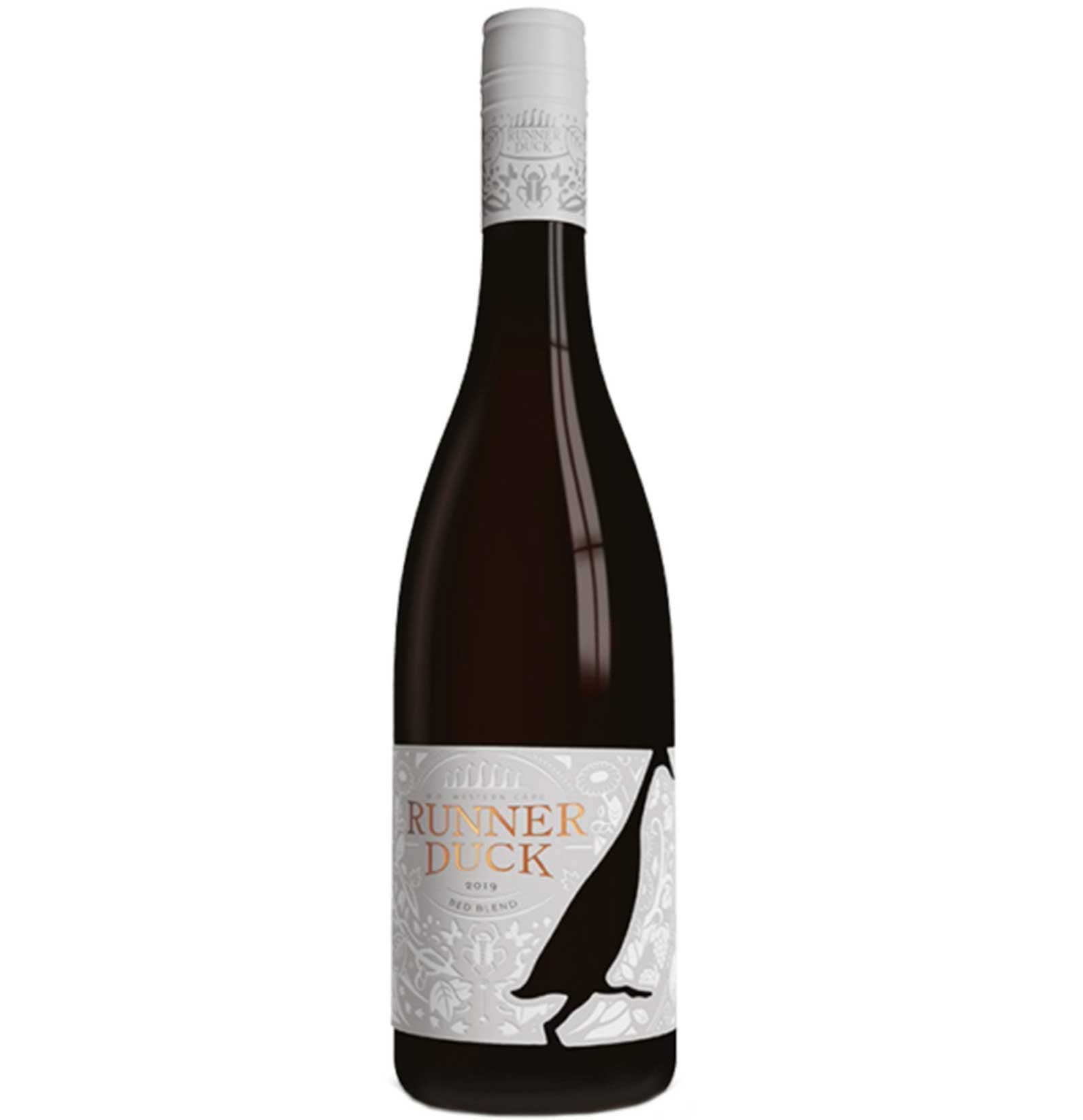 Red Wine Vergenoegd Runner Duck Red 2015 south african wine - Brands From Africa