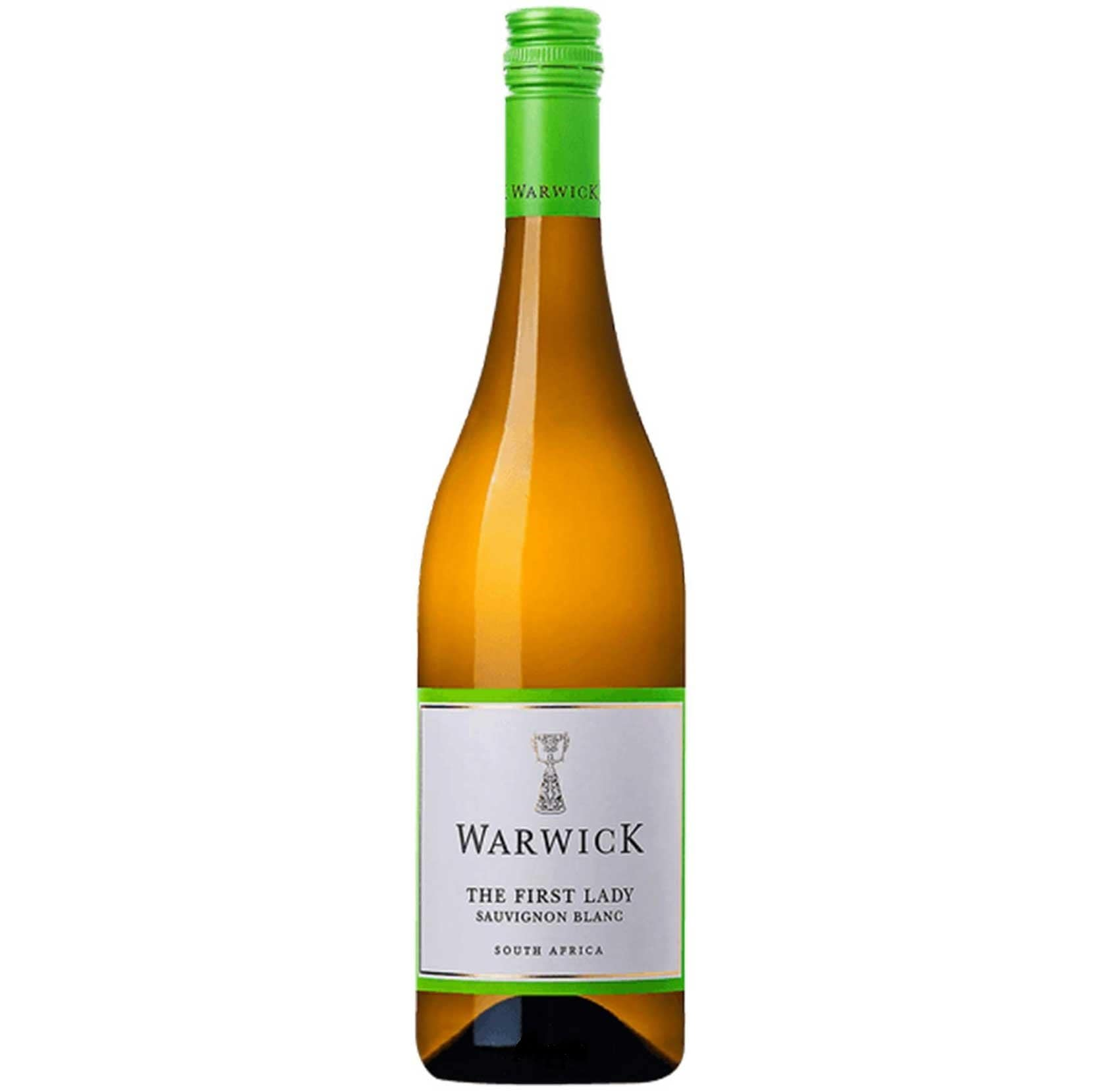 White Wine Warwick First Lady Sauvignon Blanc 2019 south african wine - Brands From Africa
