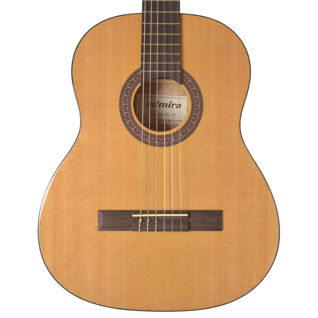 Admira Alba 3/4 Guitar  ADM100 Classical / Nylon String Guitars, Admira, Sounds Great Music