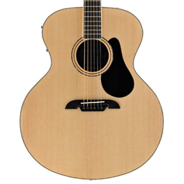 Alvarez ABT60E Artist 60 Series Baritone Acoustic Guitar, Alvarez, Sounds Great Music