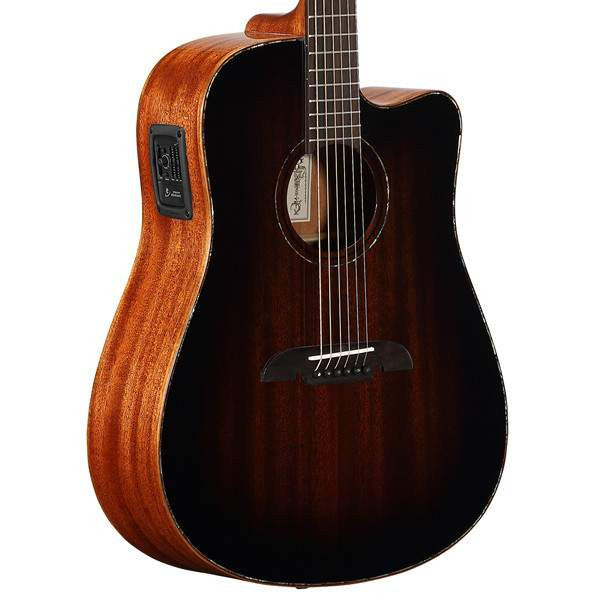 Alvarez Masterworks MDA66CESHB A66 Series Dreadnought Acoustic Guitar, Alvarez, Sounds Great Music