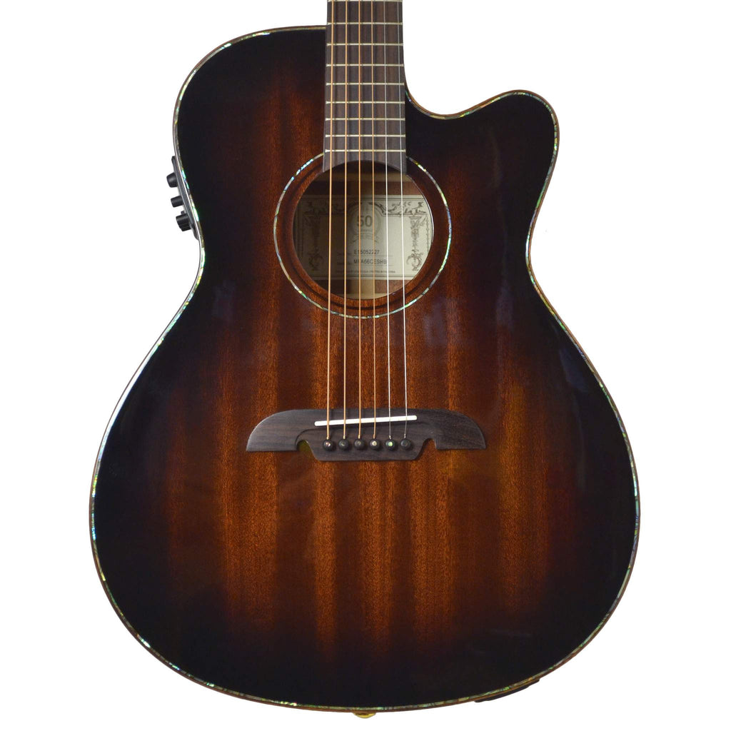 Alvarez MFA66CESHB Acoustic Guitar, Alvarez, Sounds Great Music