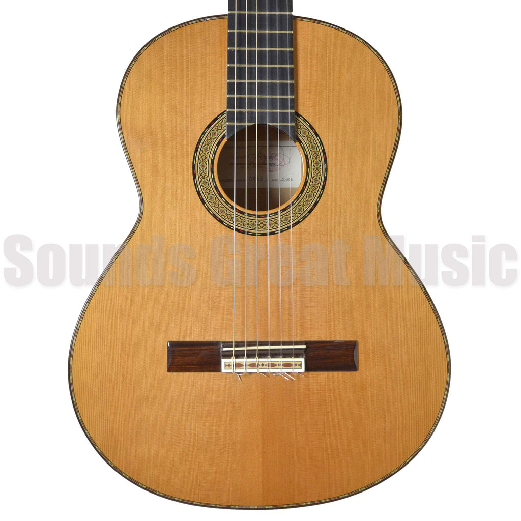 Amalio Burguet Noguera Classical Second Hand Acoustic Guitar, Amalio Burguet, Sounds Great Music