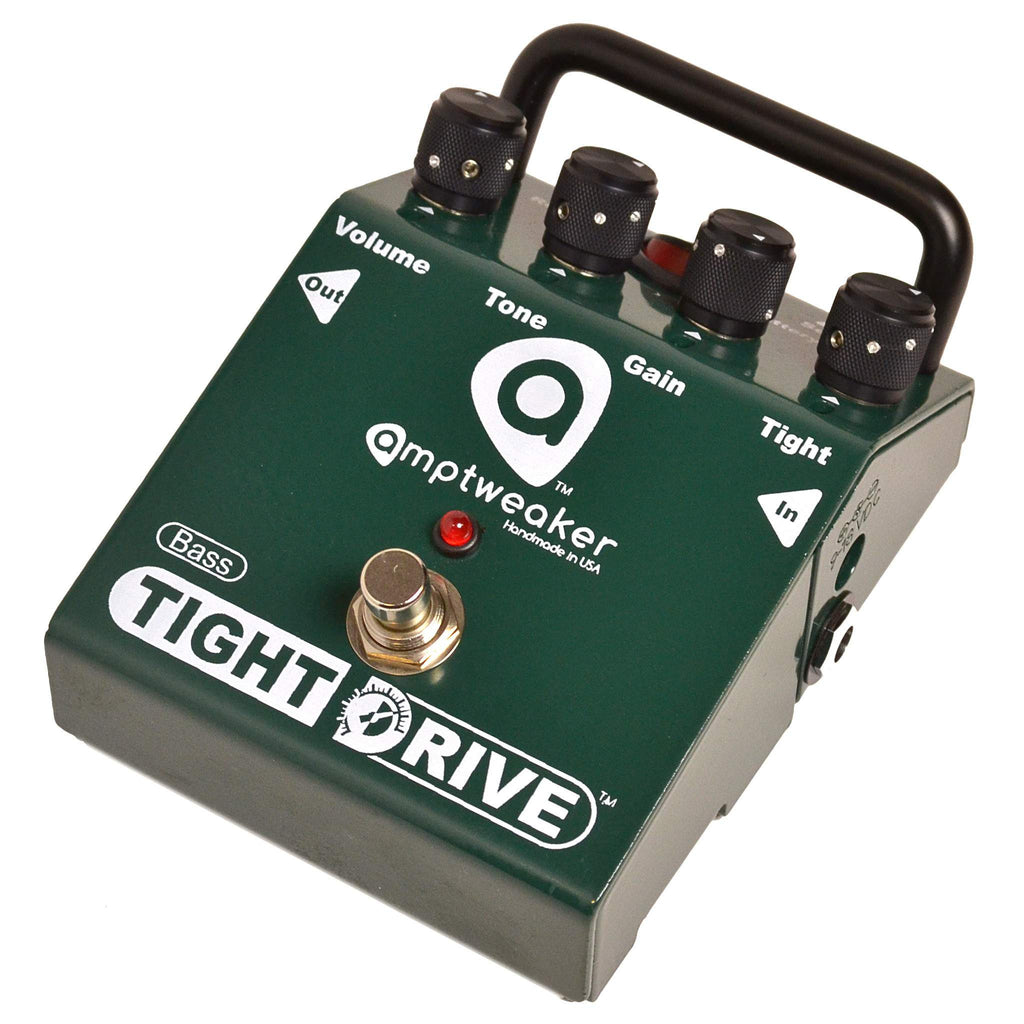 Amptweaker Bass TightDrive Stomp Box, Amptweaker, Sounds Great Music