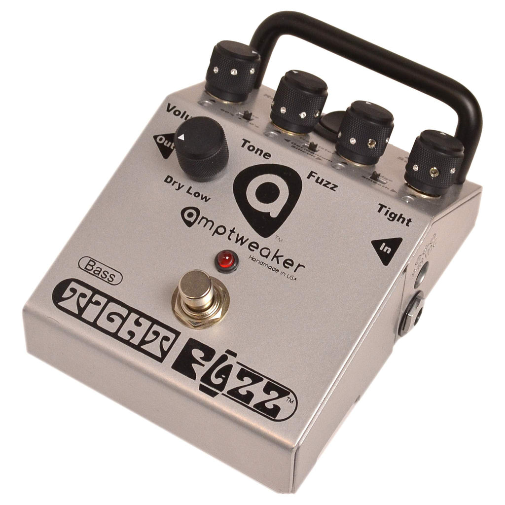 Amptweaker Bass TightFuzz Stomp Box, Amptweaker, Sounds Great Music