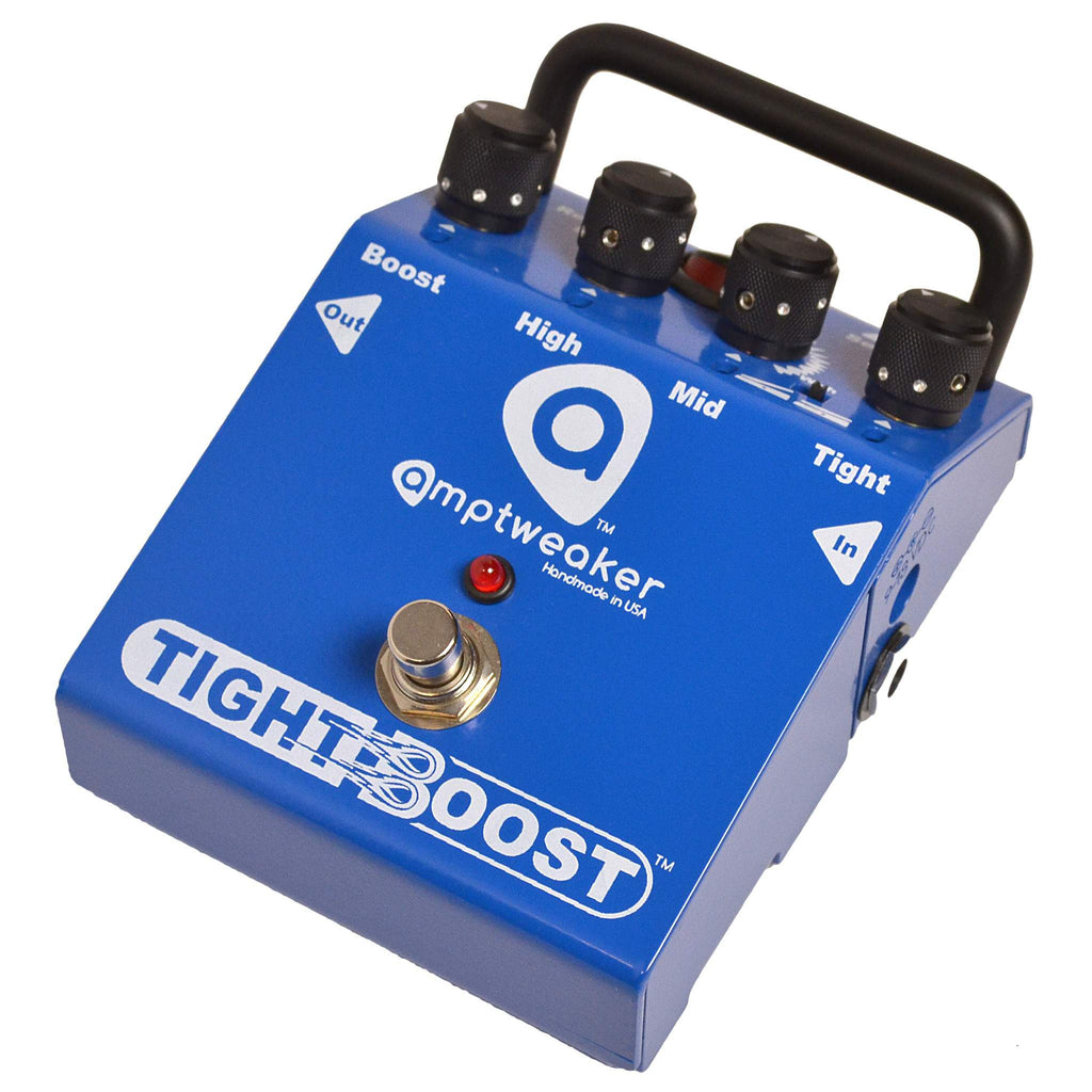 AmpTweaker TightBoost Stomp Box, Amptweaker, Sounds Great Music