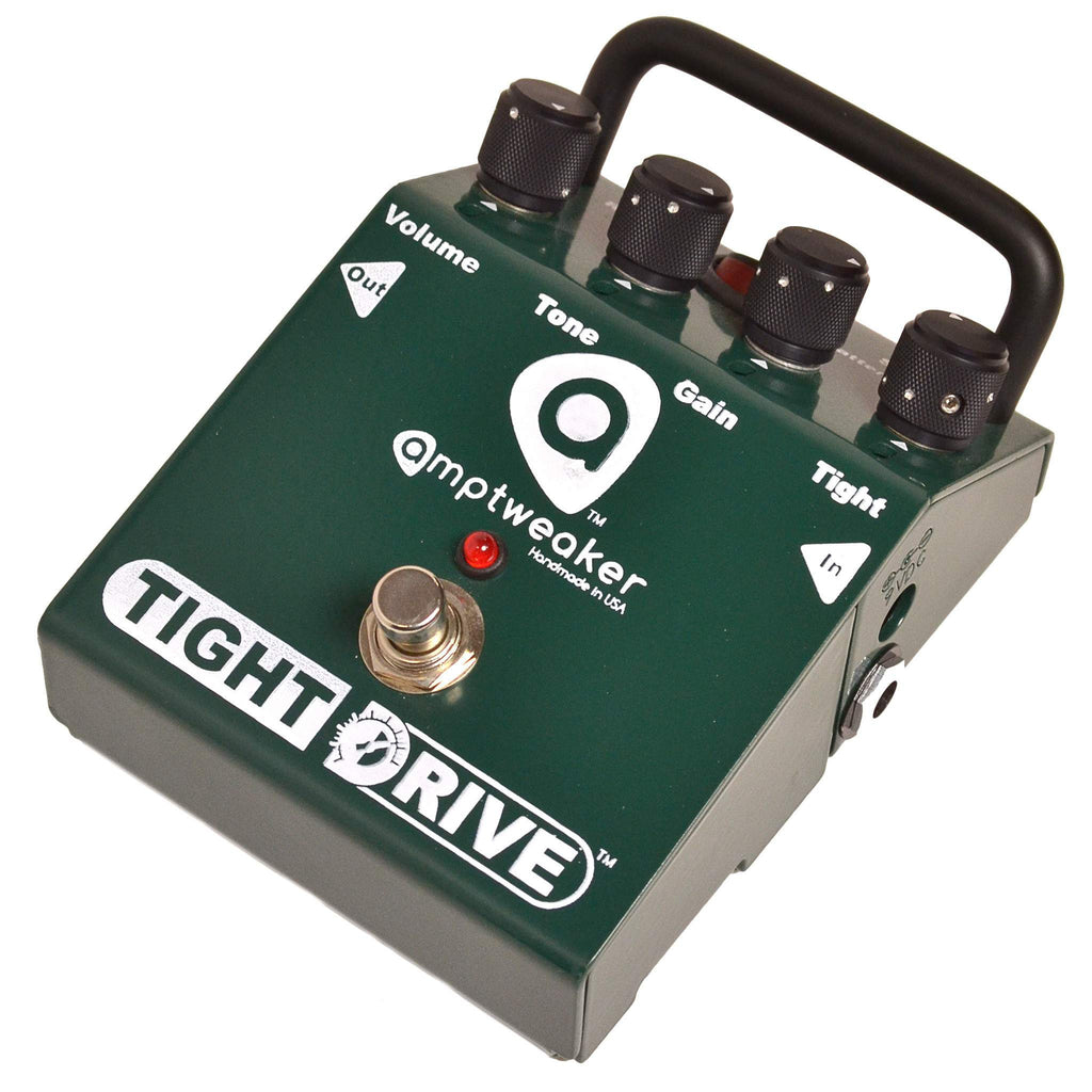 AmpTweaker TightDrive Overdrive Stomp Box, Amptweaker, Sounds Great Music