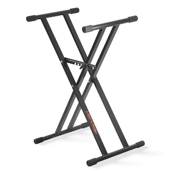 Athletic KB-2 Keyboard Stand Black Keyboard Accessories, Athletic, Sounds Great Music