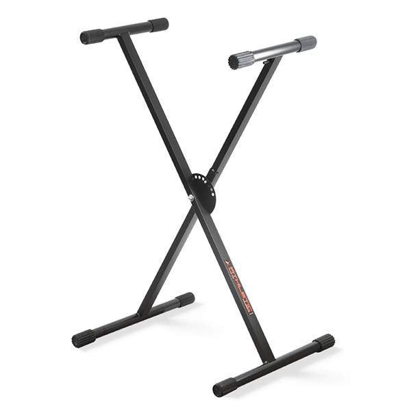 Athletic KB-6EX Keyboard Stand with Express Lock Keyboard Accessories, Athletic, Sounds Great Music