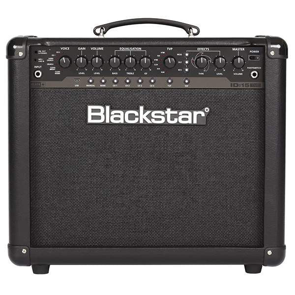 Blackstar ID 15 TVP 1x10 DIGITAL COMBO - Combos - Blackstar - Sounds Great Music