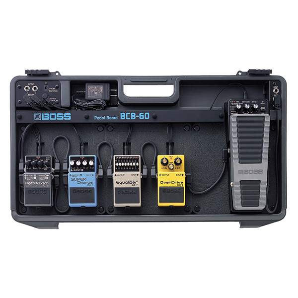 Boss BCB-60 Pedalboard Pedal Boards, Boss, Sounds Great Music