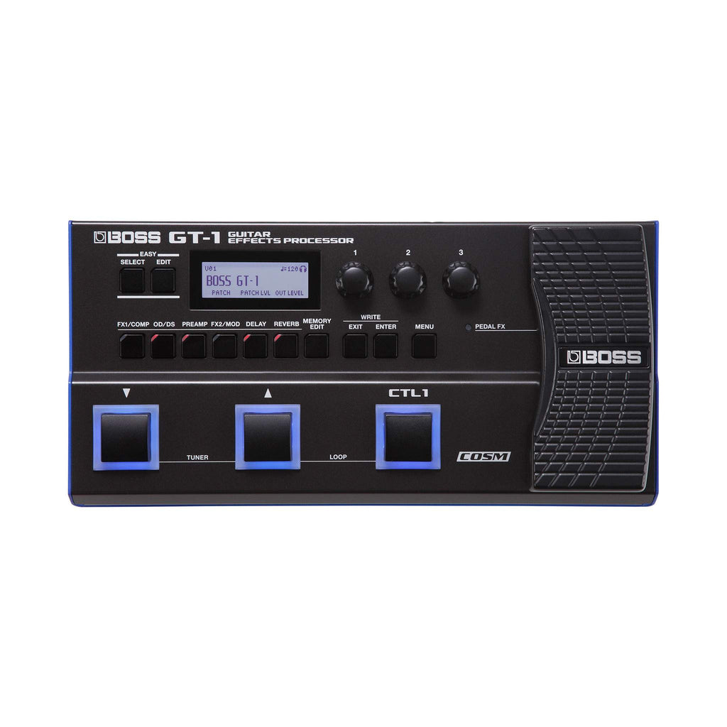 Boss GT-1 Multi FX - Multi FX - Boss - Sounds Great Music