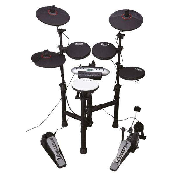 Carlsbro CSD130 Compact Electronic Drum Kit - Electronic Drum Kits - Carlsbro - Sounds Great Music