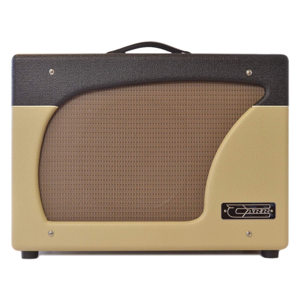 Carr Impala 112 Combo Custom Two Tone Cream/Black - Combos - Carr - Sounds Great Music