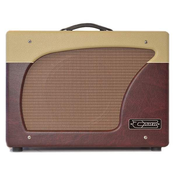 Carr Impala 112 Combo Custom Two Tone Cream/Wine - Combos - Carr - Sounds Great Music