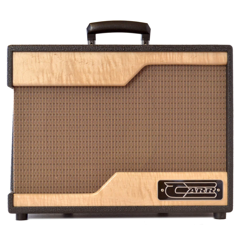 Carr Raleigh 110 Combo Black with Maple Panels - Combos - Carr - Sounds Great Music