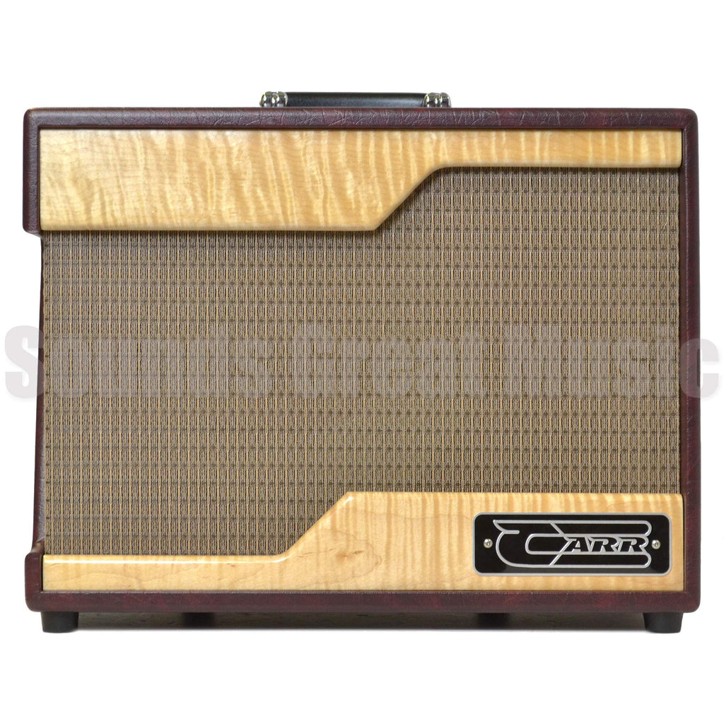 Carr Raleigh Wine with Maple Panels - Combos - Carr - Sounds Great Music