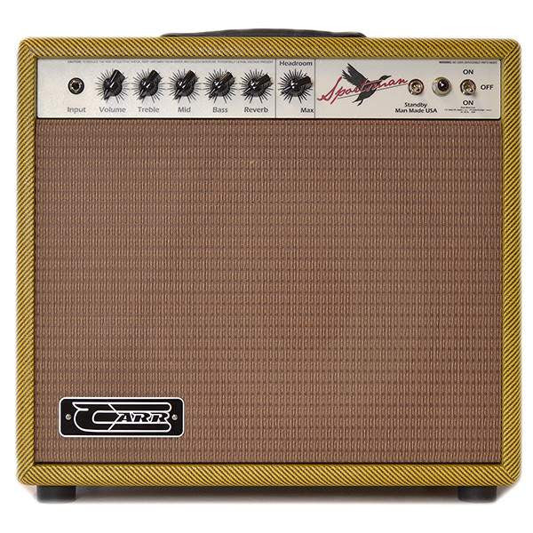 Carr Sportsman 112 Combo Custom Tweed - Combos - Carr - Sounds Great Music