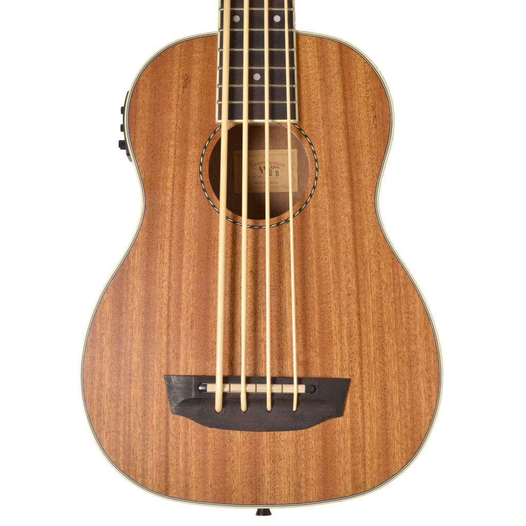 Countryman UB Bass Fretted Ukuleles, Countryman, Sounds Great Music