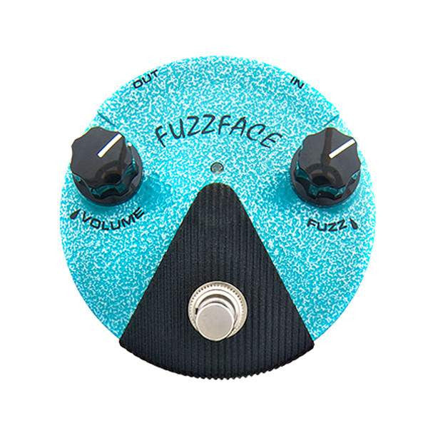 Dunlop Fuzz Face Mini Hendrix FFM3 Stomp Box, Dunlop, Sounds Great Music