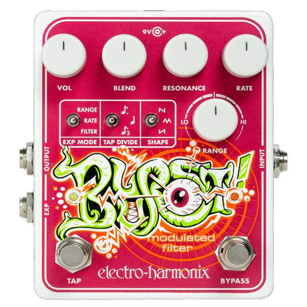 Electro Harmonix Blurst - Stomp Box - Electro Harmonix - Sounds Great Music