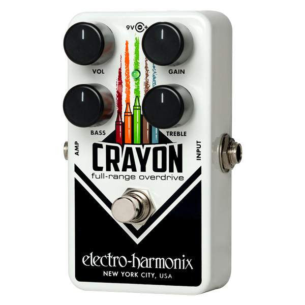 Electro Harmonix Crayon 69 - Stomp Box - Electro Harmonix - Sounds Great Music