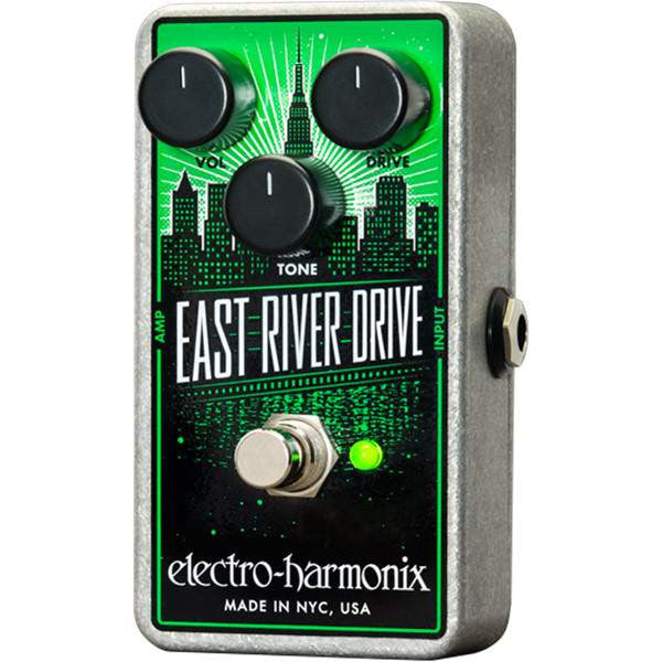 Electro Harmonix East River Drive Stomp Box, Electro Harmonix, Sounds Great Music