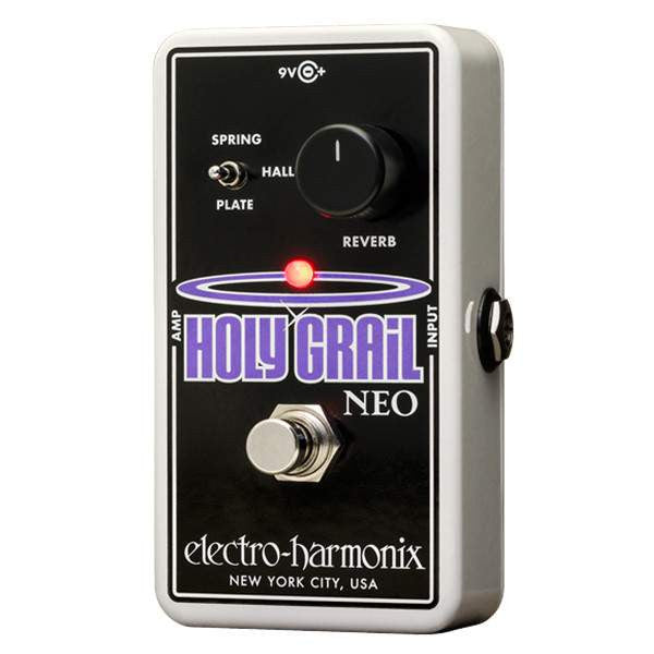 Electro Harmonix Holy Grail Neo - Stomp Box - Electro Harmonix - Sounds Great Music