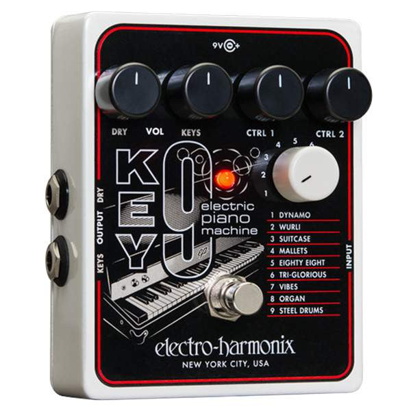 Electro Harmonix Key9 - Stomp Box - Electro Harmonix - Sounds Great Music