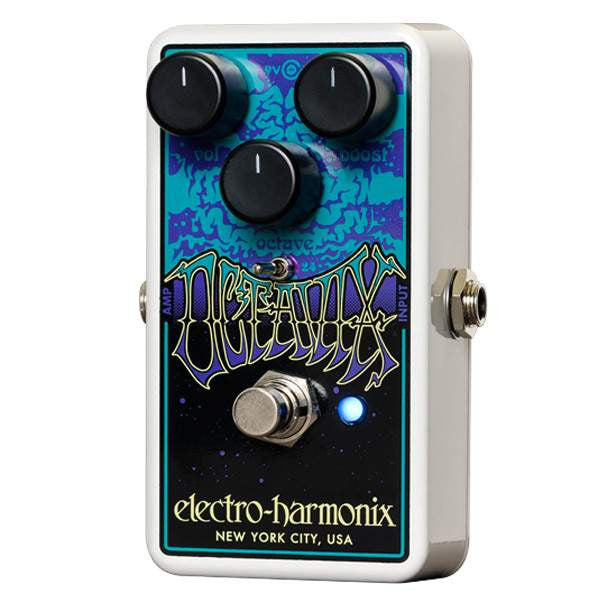 Electro Harmonix Octavix - Stomp Box - Electro Harmonix - Sounds Great Music