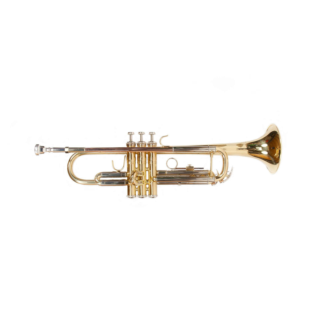 Elkhart 100TR Trumpet by Vincent Bach Trumpets, Vincent Bach, Sounds Great Music