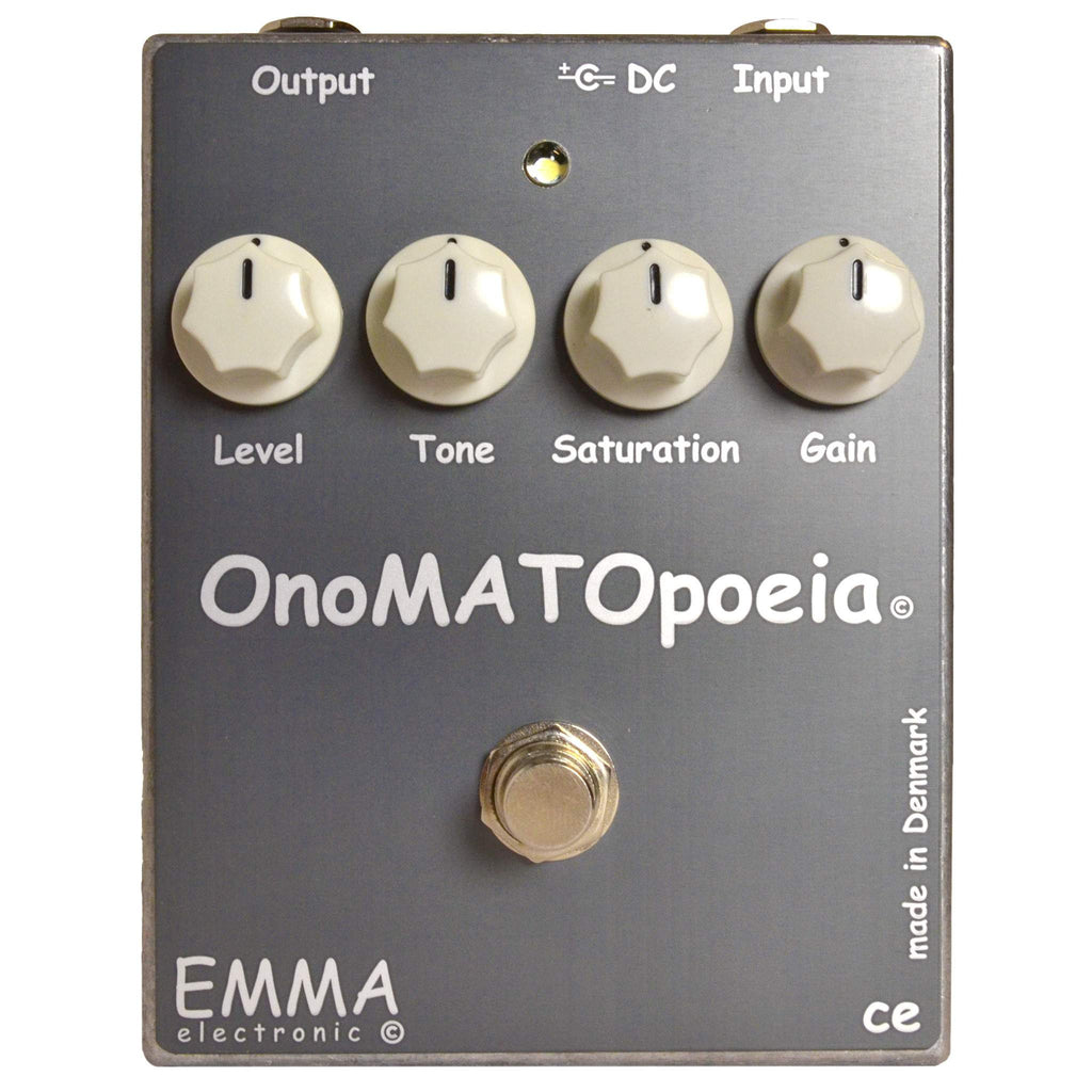 Emma OnoMATOpoeia Stomp Box, Emma, Sounds Great Music
