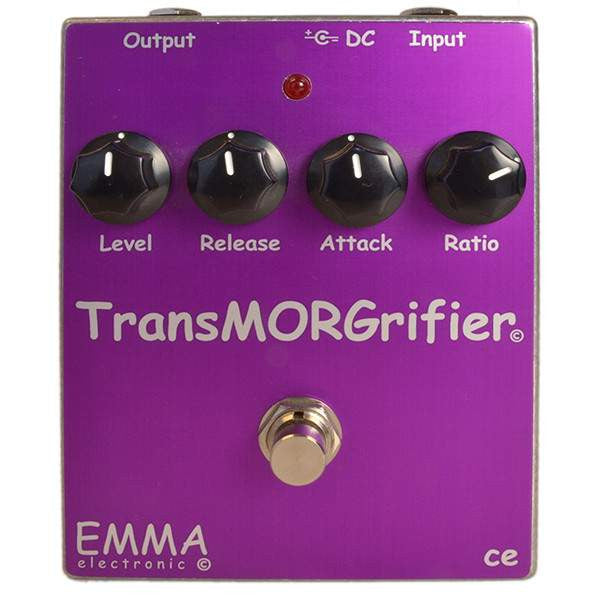 Emma TM-1 Transmorgrifier Stomp Box, Emma, Sounds Great Music